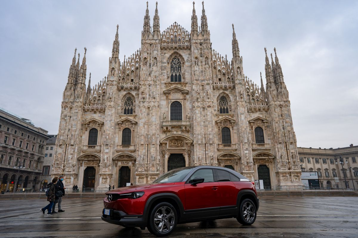 Mazda presenta la sua gamma al Milano Monza Motor Show